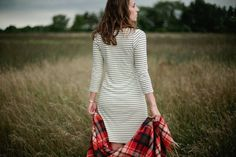 Conscious Clothing, sustainable, handmade, eco friendly, low impact, organic scoop dress
