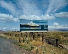billboard in nature