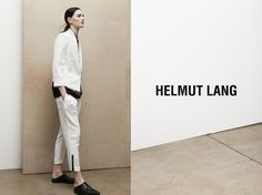 Helmut Lang Pre-fall 2014 Lookbook (Helmut Lang)