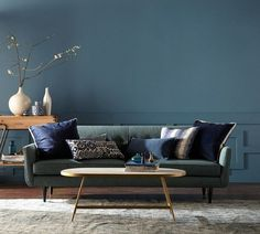 Painting Lounge Living social these are the Most Popular Living Room Paint Colors for 2019 Bedroom Paint Colors, Interior Paint Colors, Paint Colors For Living Room, Living Room Grey, Living Room Decor, Interior Design, Paint Colours, Interior Painting, Living Rooms