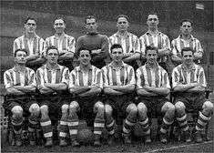 Jigsaw Puzzle-Sheffield Wednesday Football Team at Hillsborough, c. Puzzle made in the USA Sheffield Wednesday Football, Local Studies, Sheffield City, West Lake, Football Team, Photo Puzzle, Poster Prints, Libraries