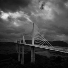 Millau Viaduct, Aveyron, France