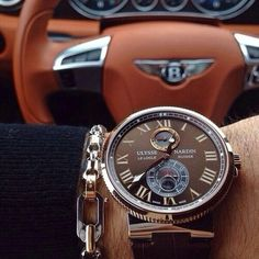 ULYSSE NARDIN & BENTLEY