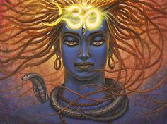 Shiva Om by Vrindavan Das