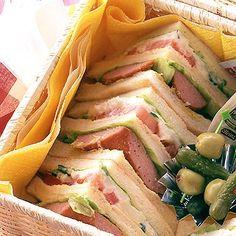 クラブハウスサンド | おかず、お弁当、料理のレシピは【レタスクラブネット】