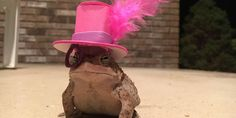 Here's A Toad Wearing A Top Hat, Because What Else Do You Have Going On?