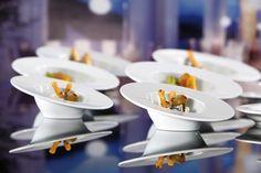 Eventschalen von MANDARIN - trendy und stylisch Speisen präsentieren! Seltmann Weiden #Seltmann #Event
