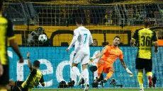 Ch.L. 17/18: Dortmund-R.Madrid 1:3 - Champions League: BVBunterliegt Real erstmals zu Hause