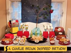 I so want this theme for my next birthday - nevermind that it is in March...lol.