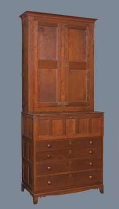 Shaker, Rare Trustee's Desk