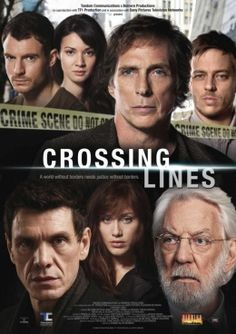 Crossing Lines - come and watch a great show.  Well worth it.