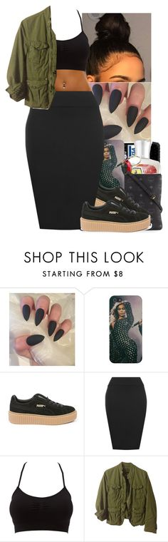 """"""""""" by jasmine1164 ❤ liked on Polyvore featuring Puma, WearAll, Charlotte Russe and G-Star"""