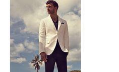 Sakko - Fashion man - Massimo dutti Sommer style