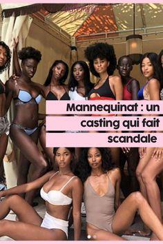 Discriminées lors d un casting, ces mannequins noires répondent de la  meilleure des façons 48446977af77