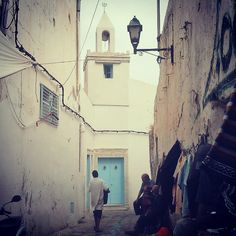 ♥ تونس سوسة سوق ♥ Medina Sousse - World cultural heritage according UNESCO since 1980