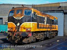 General Motors, Diesel, Locomotive, Dublin, Trains, Transportation, Irish, Freedom, Hobbies