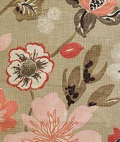 fabric - Pindler & Pindler Devon Blossom