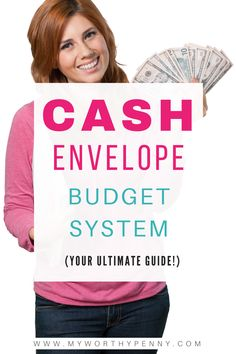 Want to learn more about the cash envelope budget system? Here are the things you need to know about budgeting with the cash envelope system. Dave Ramsey Envelope System, Envelope Budget System, Cash Envelope System, Budgeting System, Budgeting Finances, Budgeting Tips, Budget Envelopes, Cash Envelopes, Monthly Budget Template