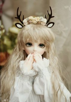 bjd (Ball Jointed Doll)