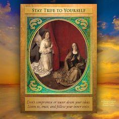 """Tirage de carte du jour de Doreen Virtue du 31/03/2017 avec """"Archangel Gabriel oracle cards"""""""