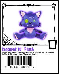 Plush 2014-Monster High Doll Checklist