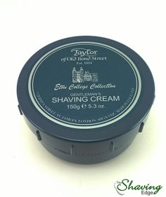 Taylor of Old Bond Street Shaving Cream Bowl, Eton College Collection