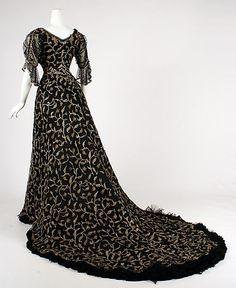 Dress, French, 1904