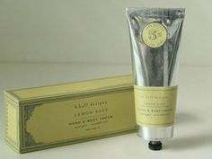K Hall Designs Hand and Body Cream 3.4 Oz. - Lemon Sage >>> Wow! I love this. Check it out now! : Travel Skincare