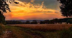 Sunset again - still a Summer Sunset Snapshot
