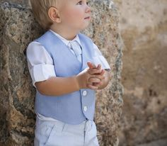 Baby Boy Christening Decorations, Ring Bearer Outfit, Boys Wear, Corsage, Baby Boy Outfits, Boy Fashion, Ruffle Blouse, Wedding Dresses, How To Wear