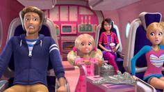 """×""""×""""רך ×""""×™×—×™×""""×"""" לעוף   Barbie Life in the Dreamhouse"""