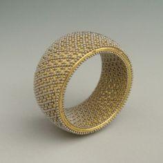 Giovanni Corvaja: Granulated Ring, 2010