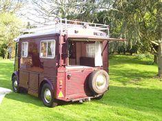 Citroën HY camper van (1958)