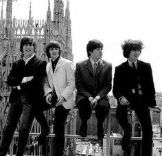 Beatles -  Milan, Italy 65