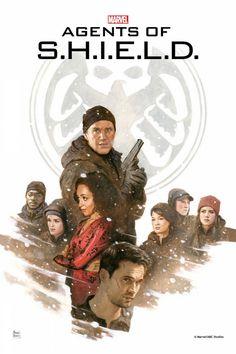 Tras un comienzo muy divertido pero también irregular, 'Agentes de S.H.I.E.L.D.', la serie de Marvel que quiere ser el puente televisivo con el Universo cinematográfico parece encauzarse, aprovechando los cambios ocurridos en 'Capitán América: el soldado de invierno'.