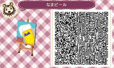 Animal Crossing Community: Christmas/Winter QR codes, anyone know of any? Animal Crossing 3ds, Animal Crossing Qr Codes Clothes, Animal Crossing Town Tune, Akatsuki, Code Pokemon, Flag Code, Bold And Brash, Motif Acnl, Code Wallpaper