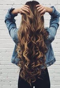 adf91f4c6f5 Long Quick Hairstyles to Get A Fresh and Romantic Look - Page 3 of 36 -  Hairstyle Zone X