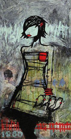 Aaron Kraten Art 2016