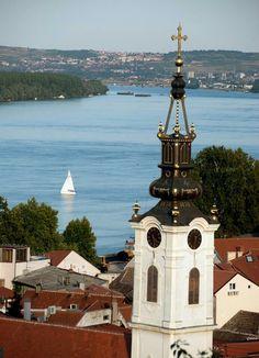 Zemun, photo: Miroslav LJ Rankovic #serbia #belgrade #zemun #danube #travel #traveling #europe #tourism