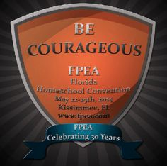 Exclusive great homeschool convention coupon code for fhd readers join me this may for the largest homeschool convention in the us the florida homeschool convention find your inspiration to be courageous fpea fandeluxe Gallery