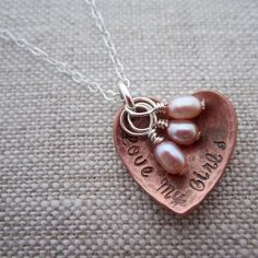 Love My Girls - so cute for moms of daughters!