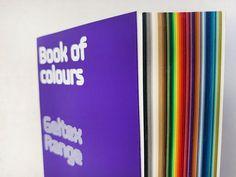 ¡Un arcoiris de colores! ¿Conoces la gran variedad de tonalidades vivas e intensas de nuestro catálogo Geltex? 🔴🟠🟡🔵🟢🟣🟤⚫ Books, Colors, Livros, Book, Livres, Libros, Libri