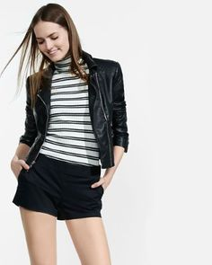 black dress short