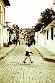 Bogota, Colombia. Someday my kids will see were I grew up!