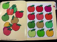 Desert Crafter: More File Folder Games for Preschoolers
