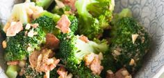 We all need to eat more broccoli. This salad is so good that there won't be leftovers.