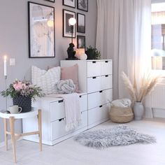 So excited with the progress of the garage . the room is such a good size and I cannot wait to decorate! Looking for nice accent chairs… - Schlafzimmer - Einrichten Room Decor, Room Inspiration, Bedroom Decor, Apartment Decor, Room Ideas Bedroom, Home, Interior, Bedroom Design, Home Decor