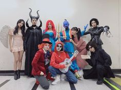 Twice Feel Special Halloween Costumes Stage behind photogroup Kpop Girl Groups, Korean Girl Groups, Kpop Girls, Extended Play, 5 Seconds Of Summer, Shy Shy Shy, Thanks For Today, Oppa Gangnam Style, Twice Photoshoot