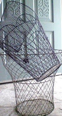 love wire baskets