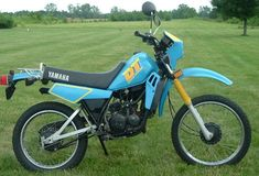 "Yamaha 1988 Enduro ""Ah memories memories"" 50cc Moped, Enduro Motorcycle, Yamaha Dt, Yamaha Motor, Vintage Motocross, Vintage Motorcycles, Yamaha Engines, Yamaha Parts"